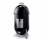 Коптильня Weber Smokey Mountain Cooker, 47 см, черный